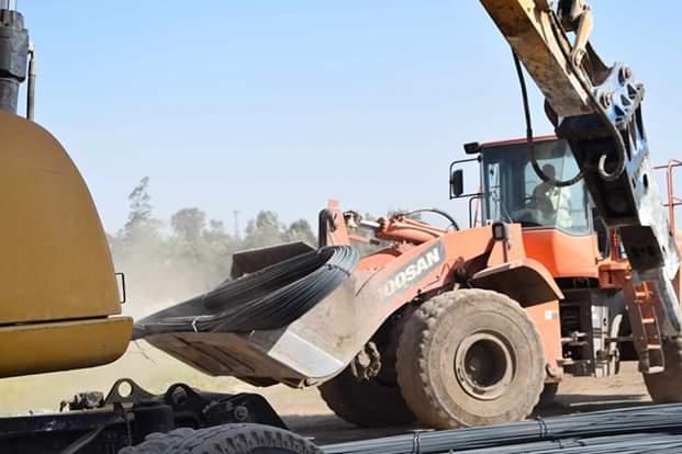 إزالة التعديات على الأراضى الزراعية (1)