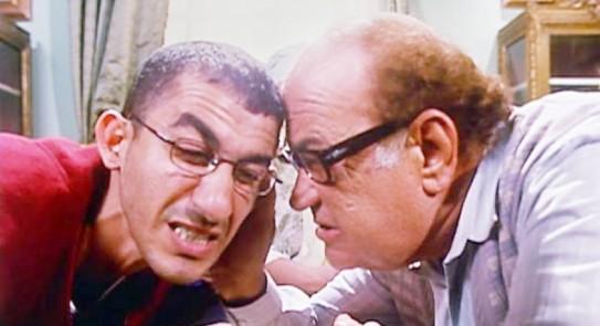 حسن حسنى و أحمد حلمى