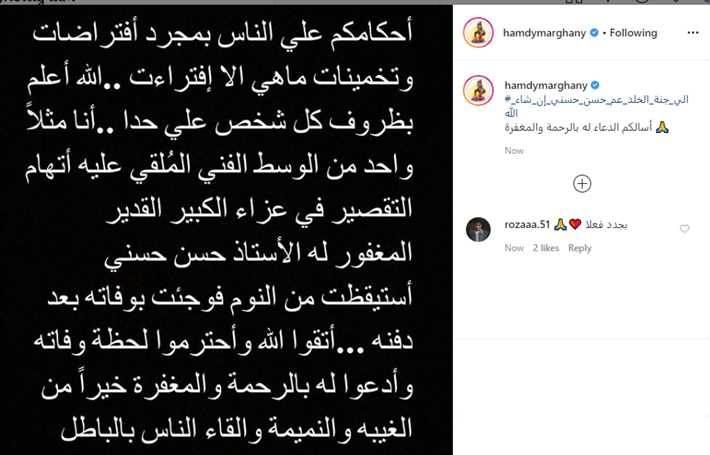 حمدى الميرغني