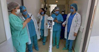 تونس تستخدم الروبوت فى المستشفيات