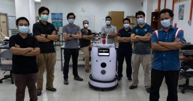 تصنيع روبوت فى ماليزيا