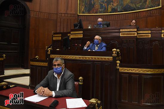 اجتماع لجنة الخطة والموازنة بمجلس النواب (17)
