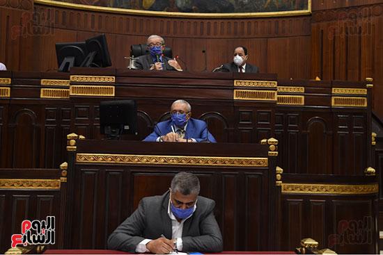 اجتماع لجنة الخطة والموازنة بمجلس النواب (8)
