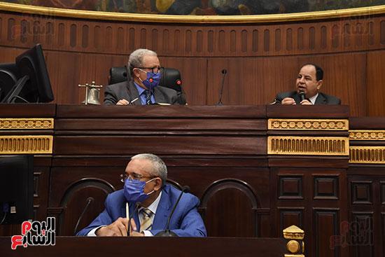 اجتماع لجنة الخطة والموازنة بمجلس النواب (12)