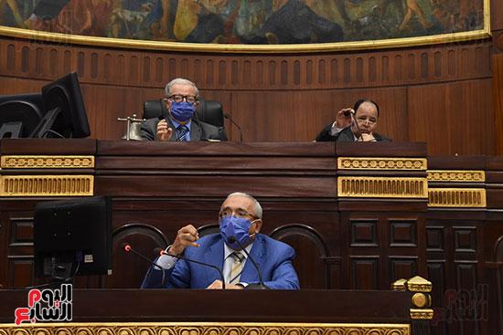 اجتماع لجنة الخطة والموازنة بمجلس النواب (16)