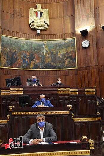 اجتماع لجنة الخطة والموازنة بمجلس النواب (9)