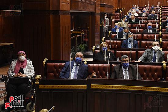 اجتماع لجنة الخطة والموازنة بمجلس النواب (6)