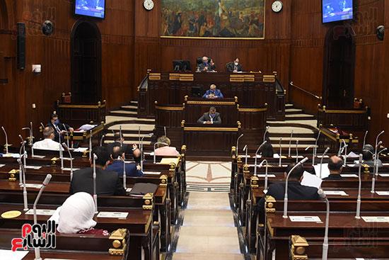 اجتماع لجنة الخطة والموازنة بمجلس النواب (7)