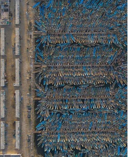 مراكب الصيد في موريتانيا