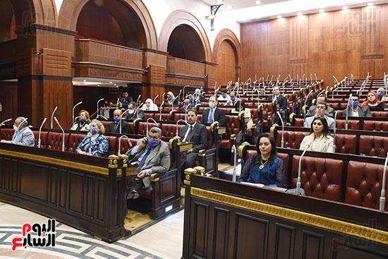 وزير التعليم لجنه الخطه والموازنه (13)