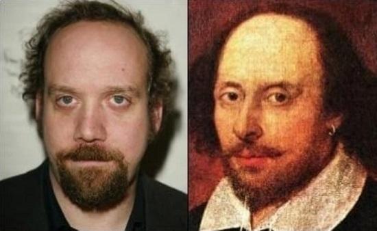 بول جياماتي ووليام شكسبير