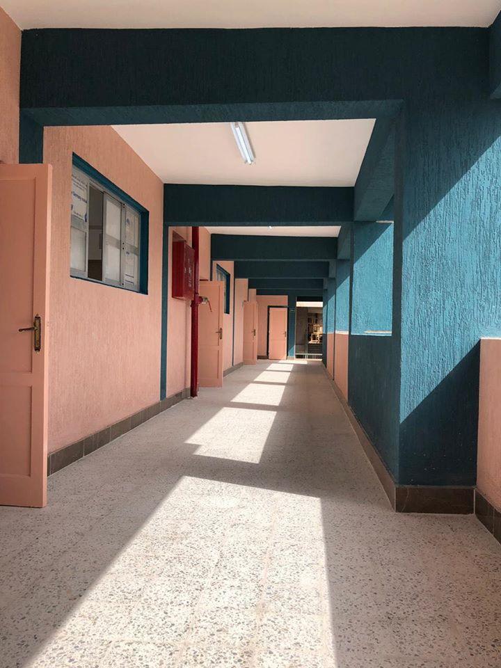 المدارس الجديدة بالقليوبية