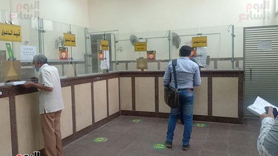 تشديدات وقائية داخل محكمة الإسكندرية  (2)