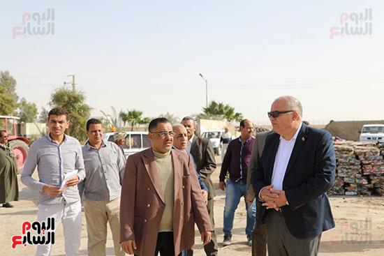 محافظة قنا تشهد مشروعات عملاقة (18)