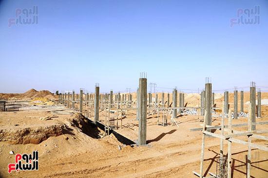 محافظة قنا تشهد مشروعات عملاقة (16)