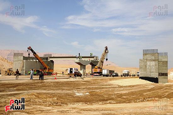محافظة قنا تشهد مشروعات عملاقة (2)