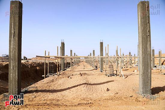محافظة قنا تشهد مشروعات عملاقة (17)
