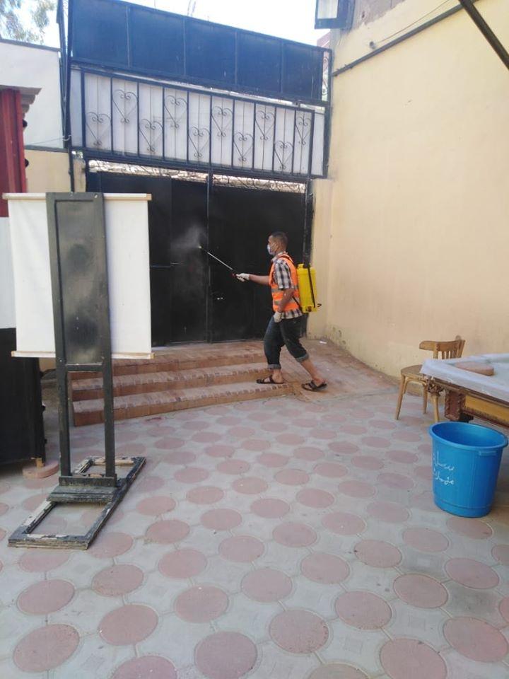 تطهير مراكز الشباب (1)