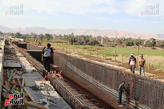 محافظة قنا تشهد مشروعات عملاقة (6)