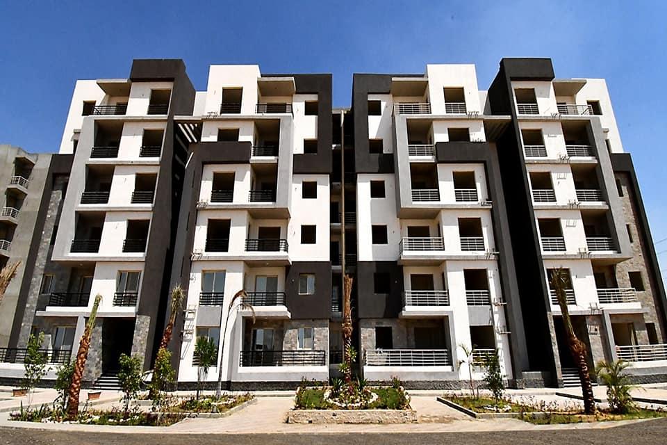 مشروعات الإسكان الجديدة