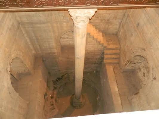 مقياس النيل بجزيرة الروضة بالقاهرة (6)