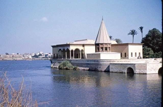 مقياس النيل بجزيرة الروضة بالقاهرة (3)