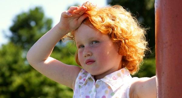 اعراض ضربة الشمس عند الاطفال 2