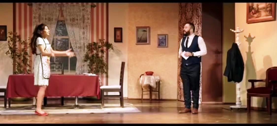 مسرحية المقام العالي (2)