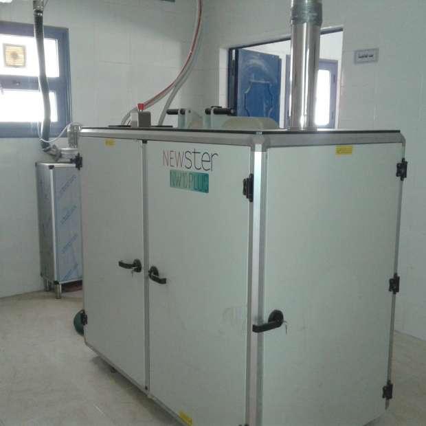 أجهزة التخلص من النفايات الطبية