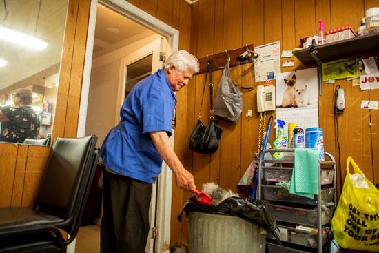 عمليات التنظيف لتجنب كورونا