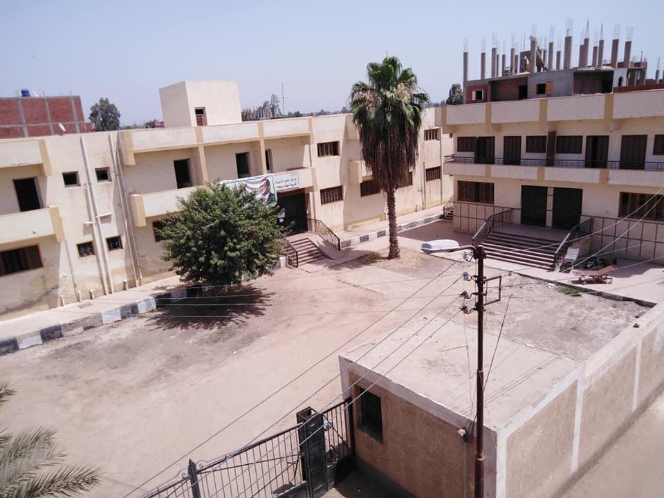 وحدة طب الأسرة بقرية ميت ربيعة التابعة لمركز منيا القمح