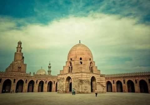 مسجد ابن طولون  (1)