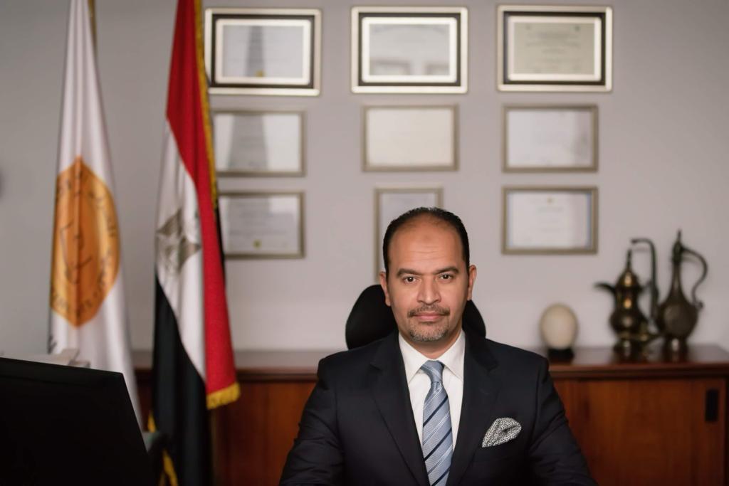 عبد العزيز نصير المدير التنفيذي للمعهد المصرفى