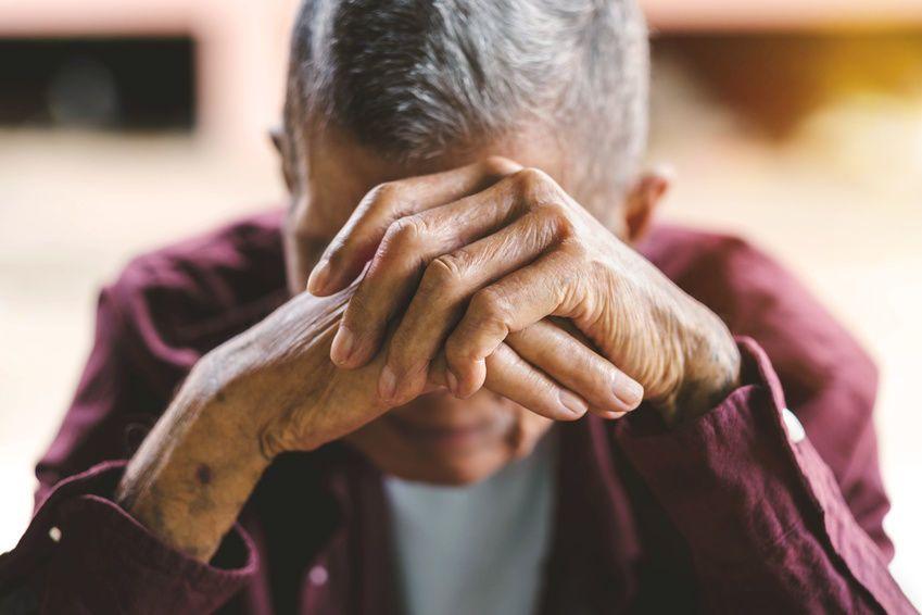 الخلافات الزوجية بين المسنين