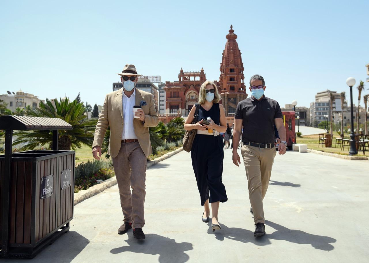 جولة وزير السياحة (8)