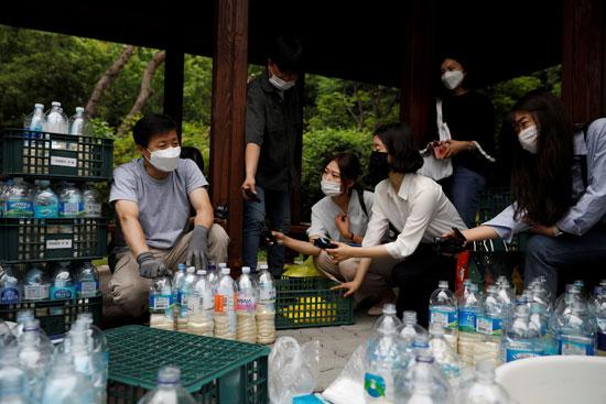 مجموعة المنشقين الكوريين