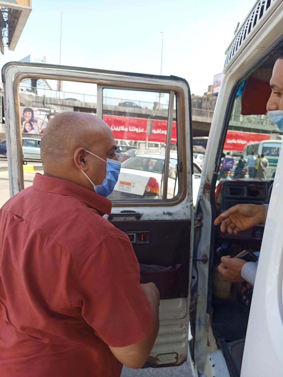 حملات للسيرفيس بالجيزة على السيارات  (2)