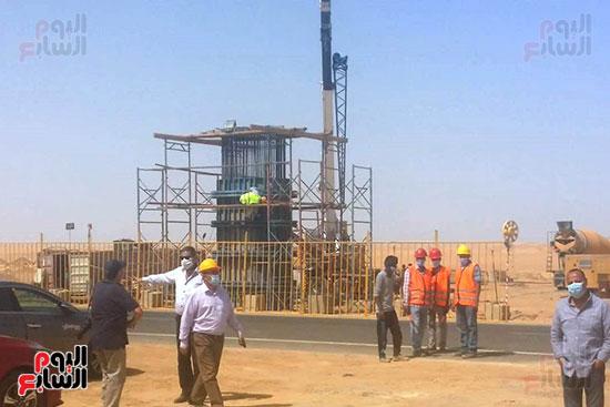مشروعات جديدة يشهدها صعيد مصر فى عهد الرئيس السيسى (3)