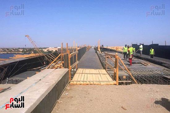 مشروعات جديدة يشهدها صعيد مصر فى عهد الرئيس السيسى (8)