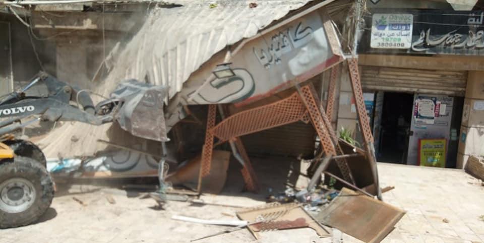 حملة مكبرة وسط الاسكندرية (3)