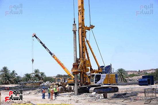 مشروعات جديدة يشهدها صعيد مصر فى عهد الرئيس السيسى (1)
