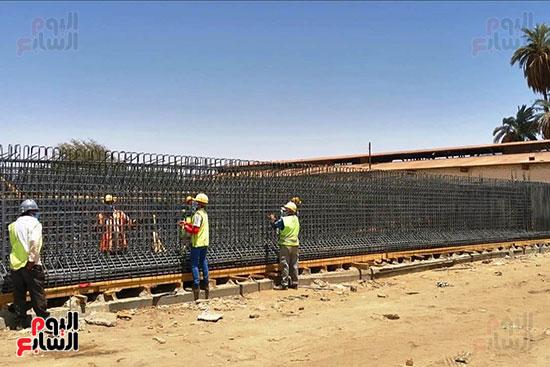 مشروعات جديدة يشهدها صعيد مصر فى عهد الرئيس السيسى (4)