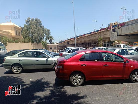 تطوير طريق صلاح سالم وردم نفق العروبة (11)