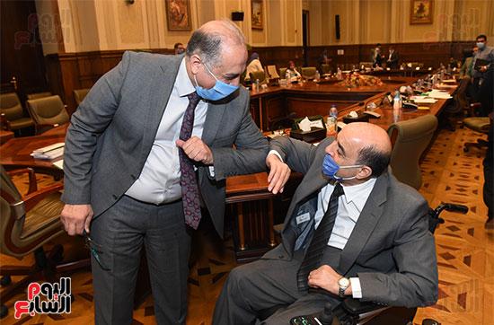 الشهداء وذوى الإعاقة فى قلب البرلمان (12)