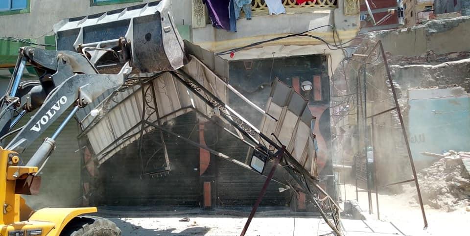 حملة مكبرة وسط الاسكندرية (4)