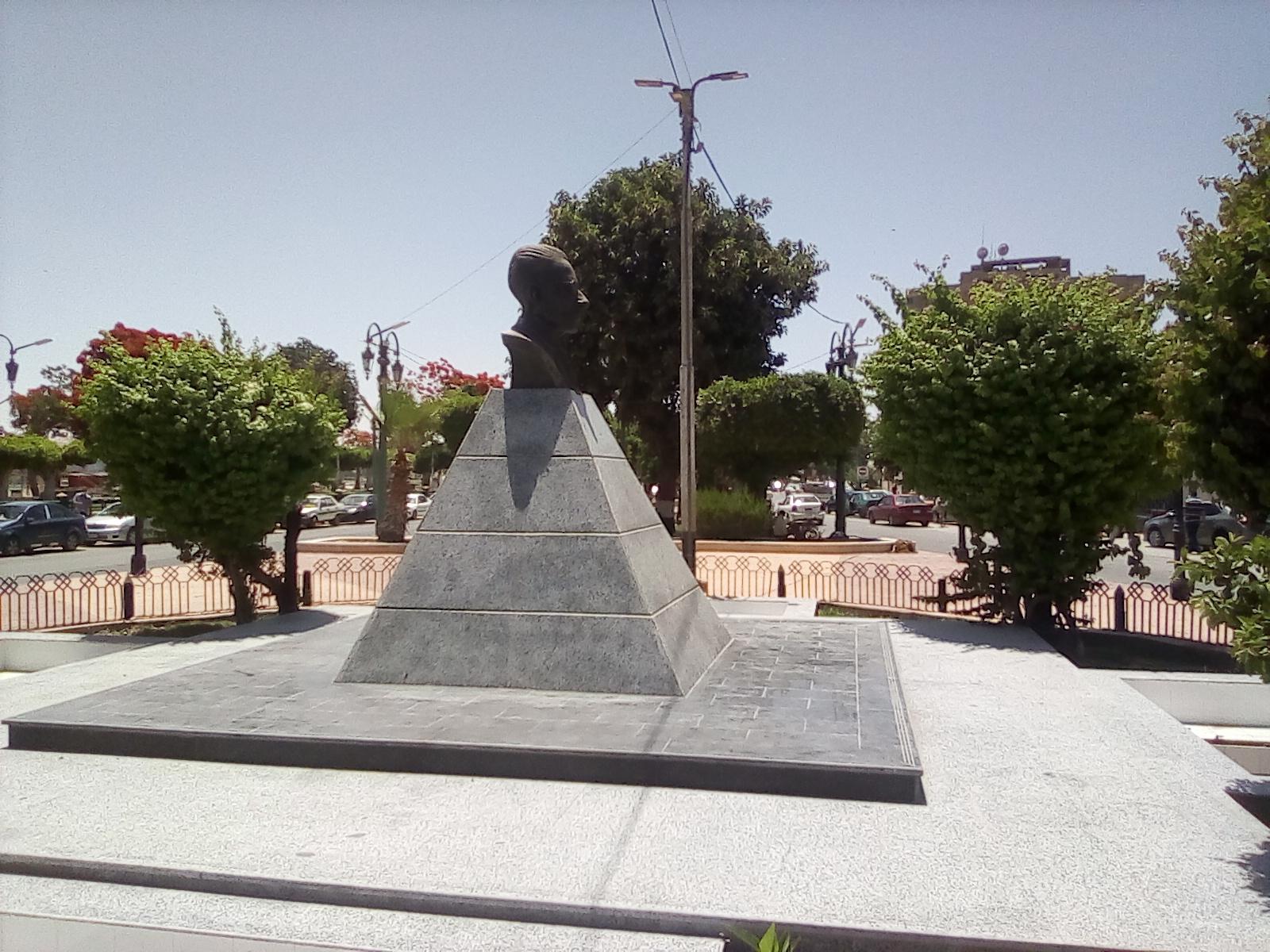 ميدان طه حسين (3)