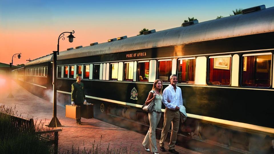 قطار روفوس بجنوب أفريقيا