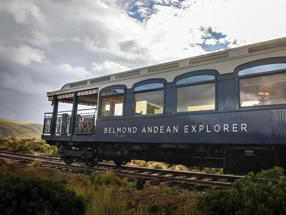 قطار بيرو