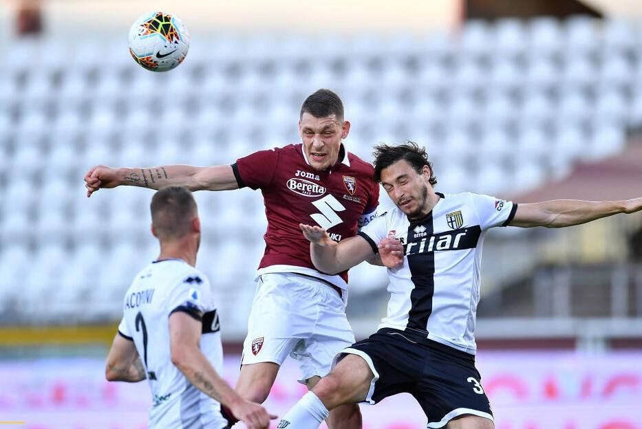 مباراة تورينو وبارما فى الدوري الايطالي (2)