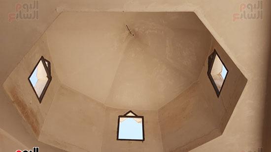 ضريح الشيخ محمد صديق المنشاوى (4)